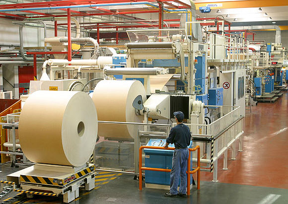 GUARDUS MES for Roll Manufacturing